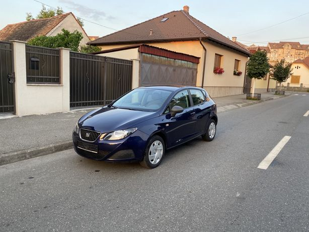 Seat Ibiza 1.2 distributie lant an 2010 Posibilitate rate avans 0
