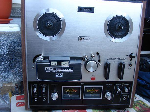 Magnetofon Akai gx 210 d si Rostov