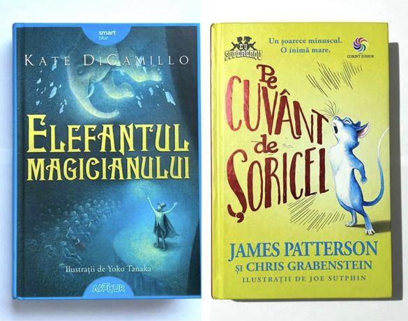 Cartea Elefantul magicianului de Kate DiCamillo / Pe cuvant de soricel