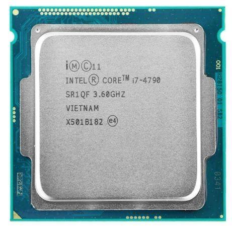 Продаю процессор intel core i7-4790