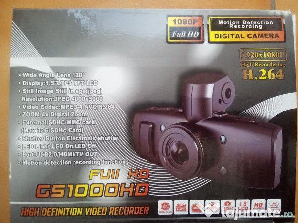camera video pentru auto