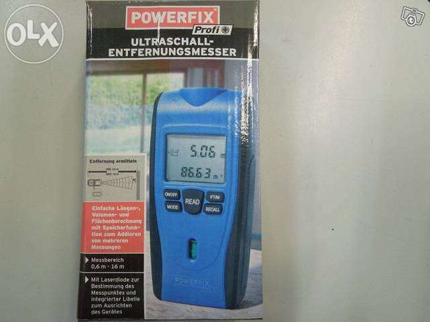 ultrasonic distance meter powerfix