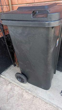 Бак мусорный на 120л