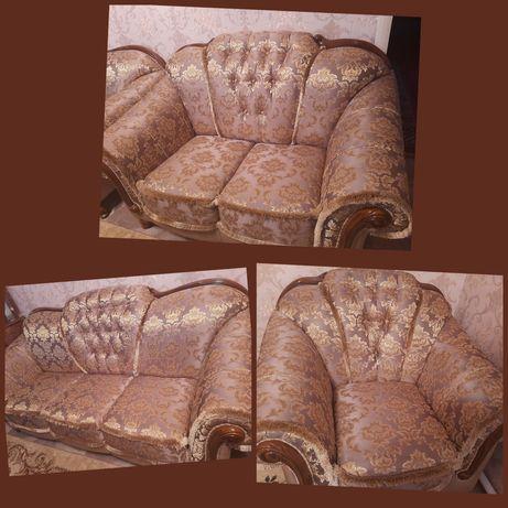 Мягкая мебель. Стол-стулья