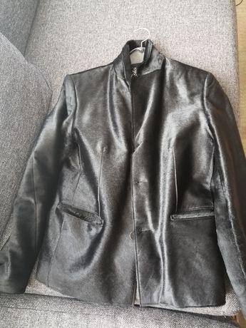 Мъжко кожено сако от пони - GUCCI оригинално