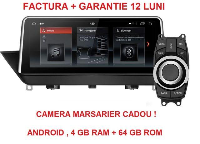 Navigatie BMW X1 E84 ( 2009 - 2015 ) , Android 4GB RAM , Noua garantie