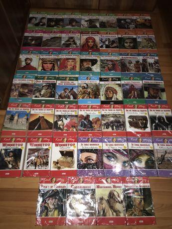 Karl May-Opera completa/ 46 de volume-serie nouă