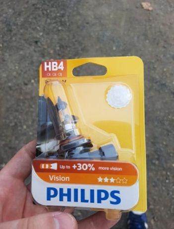 Bec auto Philips pentru ceata HB4/nou/sigilat/VAG/Vision plus