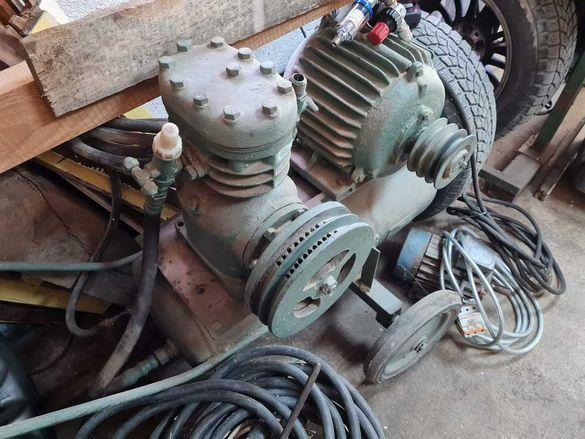 Трифазен електродвигател 5.5kw