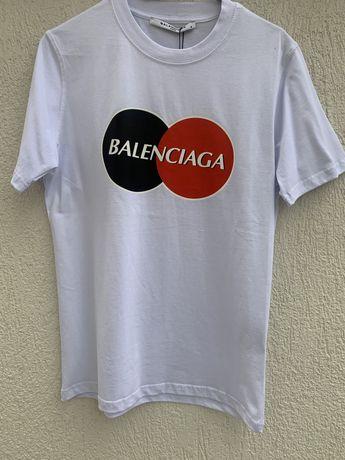 Tricou Balenciaga Farfetch unisex