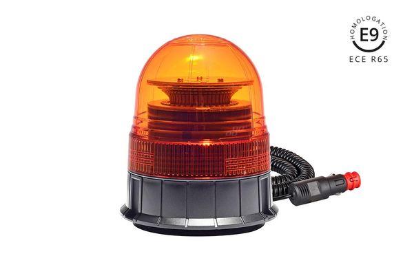 Аварийна лампа Amio W02M, Магнитна, R65 R10, 39LED, 12 / 24V, IP56