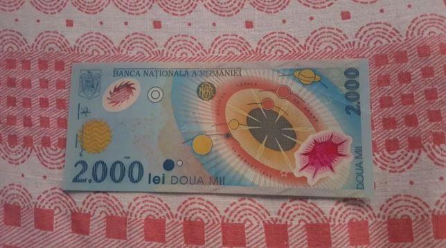 Bacnota 2000 lei