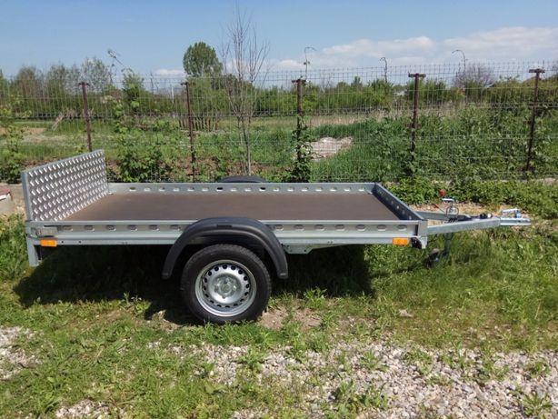 Remorca ATV 750kg, Repo ( 240 cm x 125cm), 1 axa , NOUA, OFERTA!