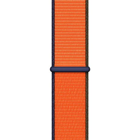 Curea Apple Watch Sport Loop Kumquat 38/40mm