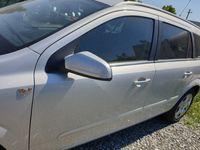 Oglinda portiera usa fata Opel Astra H z157 argintiu dezmembrez