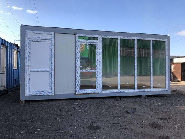 container tip vitrina birou vestiar sanitar modular casa garaj