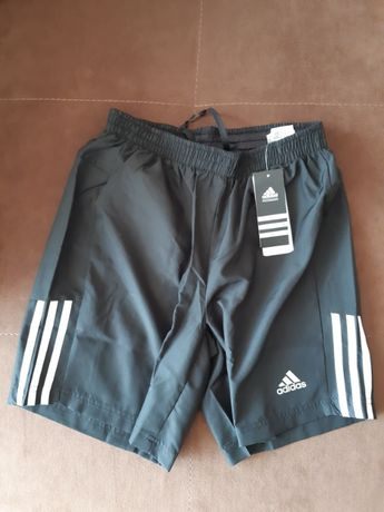 Продавам мъжки шорти Adidas Questar 7inch Short00 Black/White