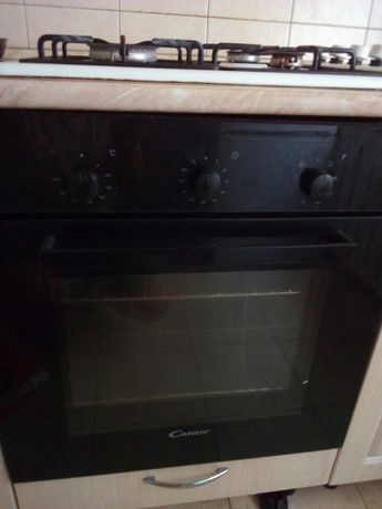 Продам газ плиту встраиваемый  с духовым шкафом электрический