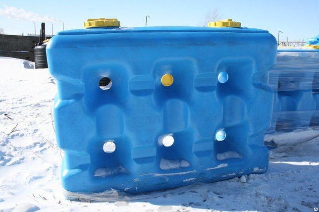 Емкости для топлива 1, 2, 3, 5 кубов, проходят через проем бесп.достав
