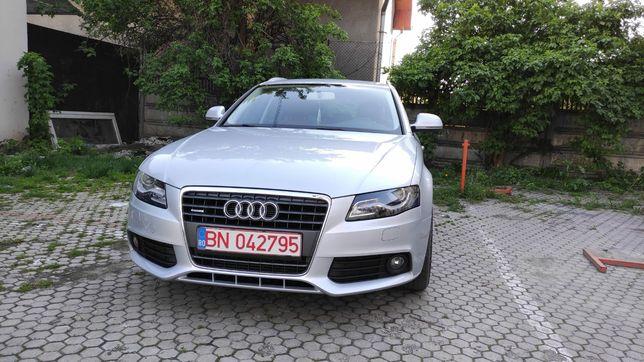 Vand Audi A4 B8 quattro