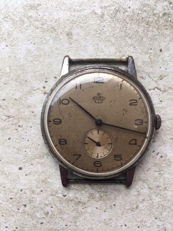 Ceas vintage model rar german UMF RUHLA THIEL 1946-1949