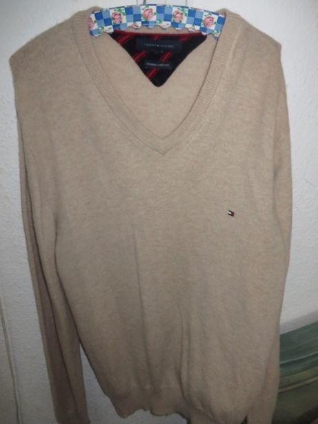 2 pulovere Tommy mar L/ XXL