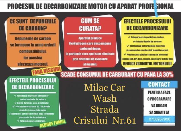 Decarbonizari auto