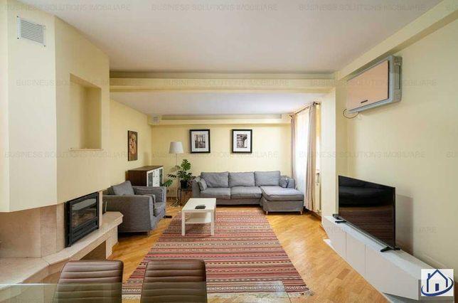 Inchiriere apartament duplex 4 camere Aviatorilor, Emanoil Porumbaru