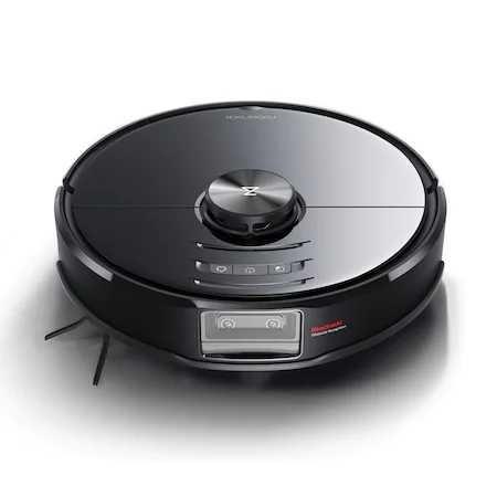 Aspirator robot ROBOROCK S6 MAXV, 14.4V, Wi-Fi, functie mop, negru