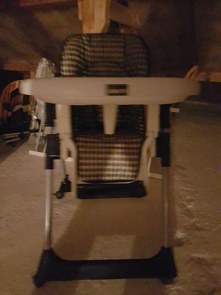 Детско столче за хранене Chiko