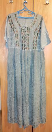 Индийска рокля - универсален размер