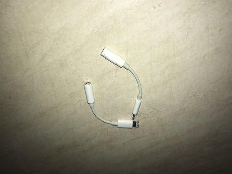 Adaptor Casti iPhone Apple 7,8,X,XS,XR,XS MAX Original