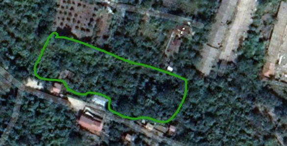 Вилно място в град Шумен зад Винпрома