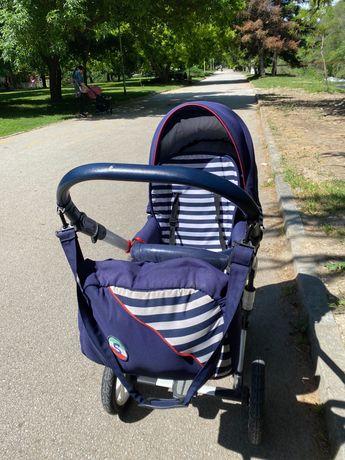 Детска количка 3в1 Dada Paradiso + чанта