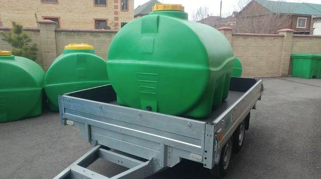 Емкость для хранения и перевозки удобрений КАС32
