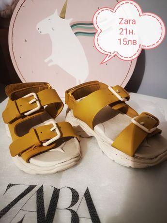 Детски обувки zara, hm, Adidas, nike
