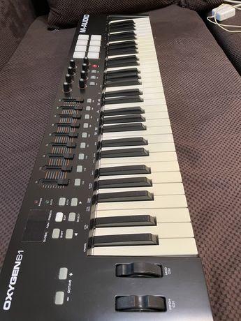 Миди клавиатура M-Audio Oxygen 61