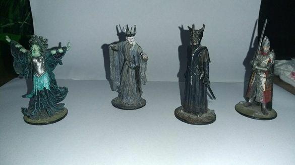 Оловни фигури на The lord of the rings