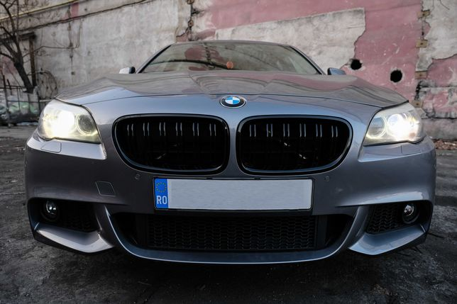 7. Bara Fata M BMW Seria 5 F10 M-tech Completa
