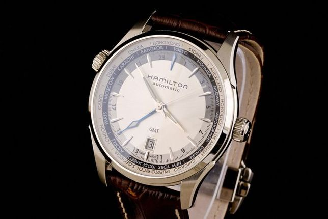Hamilton - Jazzmaster GMT Automatic