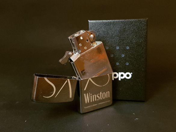 Оригинални бензинови Zippo ® запалки