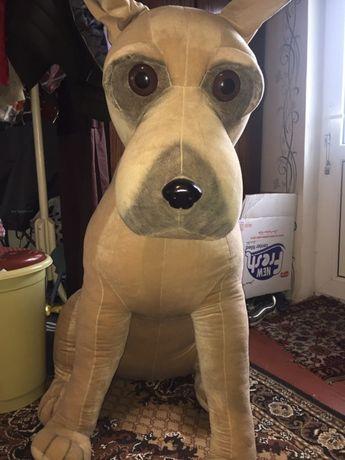 Плюшено куче 1 метър и 15 см