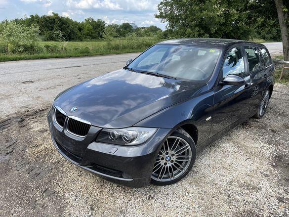 BMW 320d на части