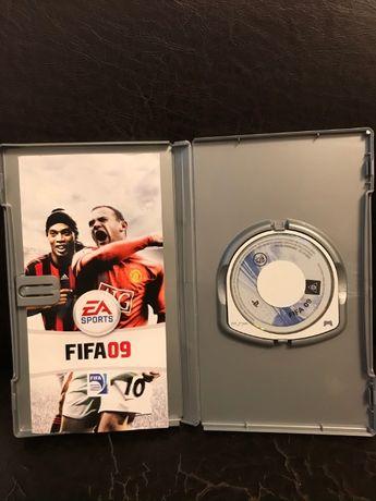 FIFA 09 - PSP, пълен комплект