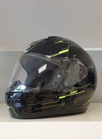 Vând casca moto Scorpion EXO 390 Beat, mărimea M