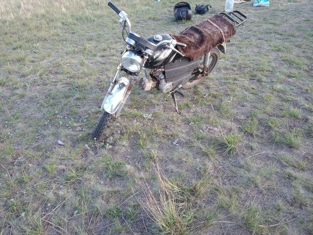 Продам мотоцикл в хорошем