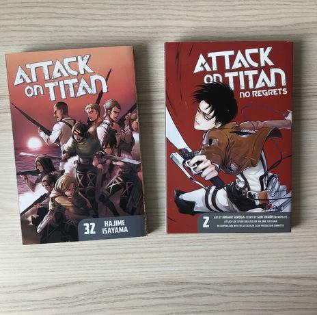 Manga Attack on Titan