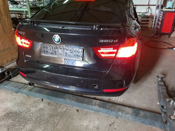 Bara spate spoiler BMW F34 seria 3 GT sport line