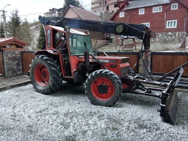 Tractor same saturno 80 4x4