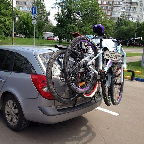 Багажник за колела под наем
